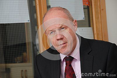 Rt.Hon. Damian Green Editorial Stock Photo