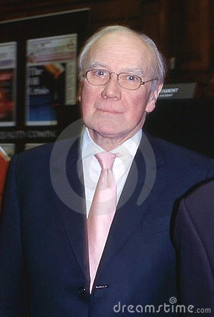 Rt.Hon. Sir Menzies Campbell Editorial Photo
