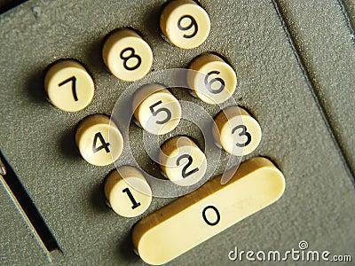Rétro calculatrice