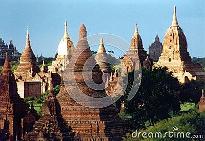 Ruïnes van Bagan