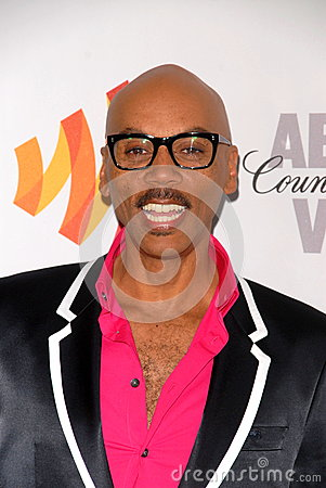 Ru Paul Editorial Stock Image