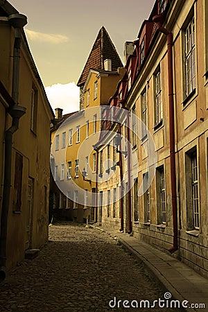 Rua velha