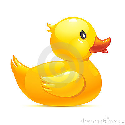 Free Rubber Duck Royalty Free Stock Image - 21077756