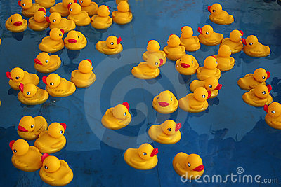 Rubber Ducky s