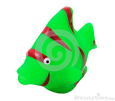 Rubber fish stock photos image 25498353 for Rubber fish toy