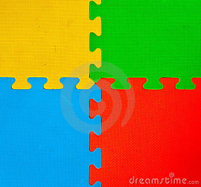 The Rubber Floor Texture Royalty Free Stock Image