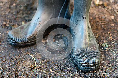 Rubber Work Boot