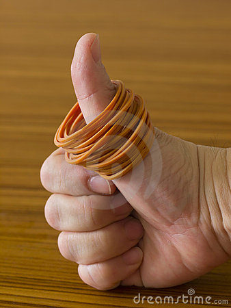 Free Rubberbands Stock Photos - 19539933