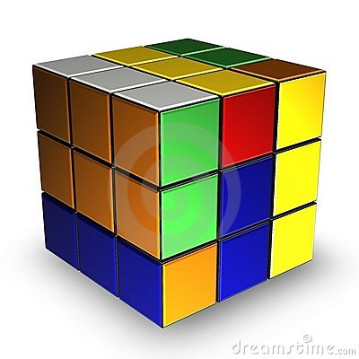 Free Rubik Cube Stock Images - 16397214