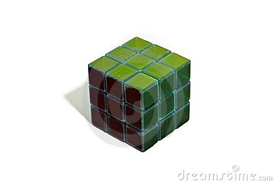 Rubik s Cube Editorial Stock Image