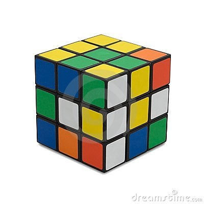 Free Rubik S Cube Royalty Free Stock Photos - 8623018