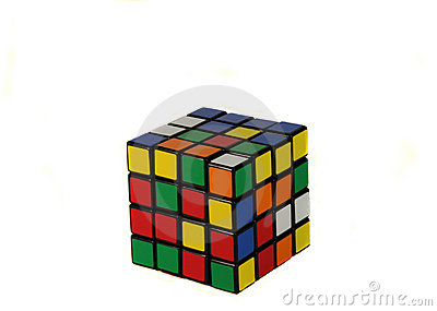 Rubiks cube puzzle Editorial Photography