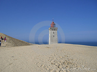 Rubjerg Knude Lighthouse