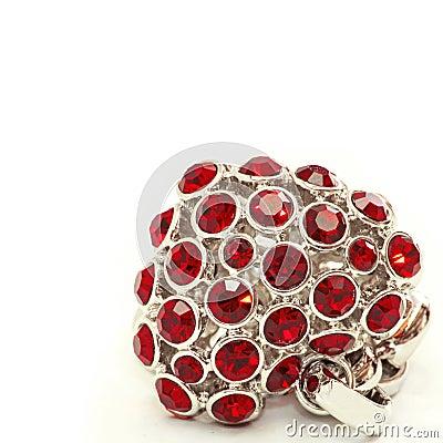 Free Ruby Heart Stock Photos - 5961833