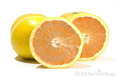 Ruby red grapefruit from Florida