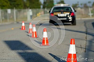 Ruch drogowy kontrola