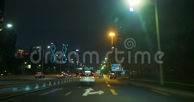 Ruch drogowy w Chiny, Shenzhen czasu up?yw zbiory