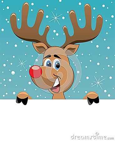 Free Deer Cartoon Clipart