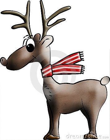 Rudolph painted