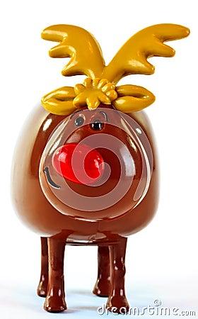 Rudolph Reindeer Toy
