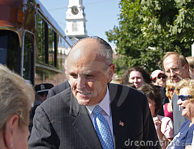Rudy Giuliani Editorial Stock Image