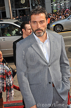 Rufus Sewell Redactionele Stock Foto