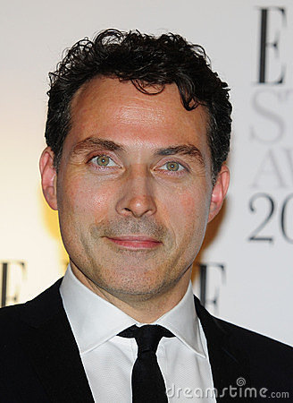 Rufus Sewell Foto de Stock Editorial