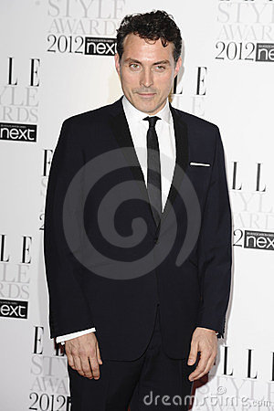Rufus sewell Zdjęcie Stock Editorial