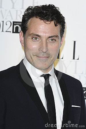 Rufus Sewell Immagine Stock Editoriale