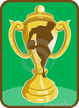 Rugby championship cup