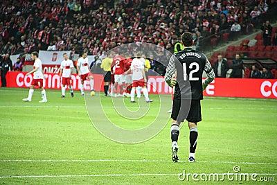 Rui Patricio (Sportief Lissabon) Redactionele Stock Foto