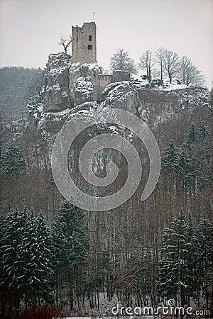 Ruin of Castle Neideck