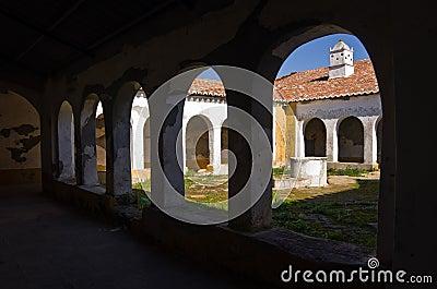 Ruin Cloister