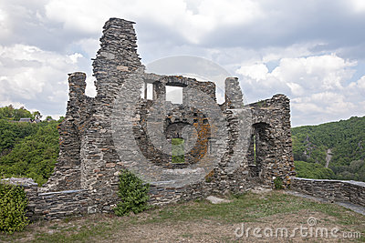 Ruin, Germany
