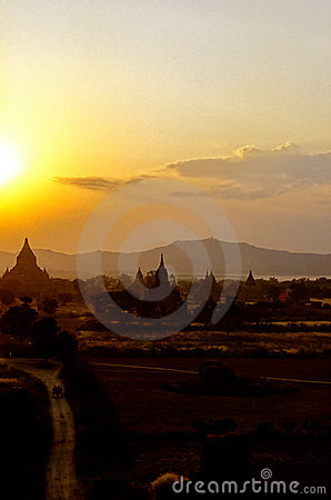Ruin- Pagan, Burma (Myanmar)