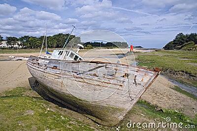 Ruin s ship