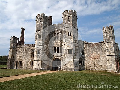 Ruin titchfield abbey