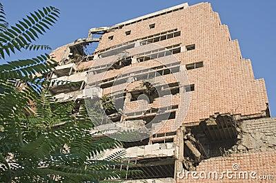 Ruin of war