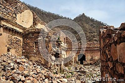 Ruined city of Bhangarh