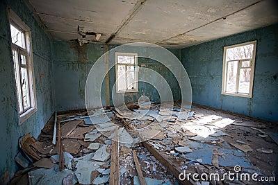 Ruined room