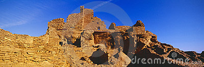 Ruins of 900 year old Hopi village,