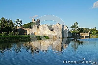 Ruins of Adare castle