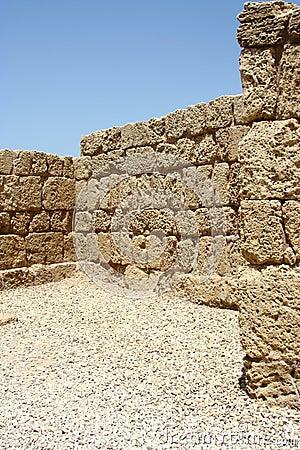 Ruins of Caesarea, Israel