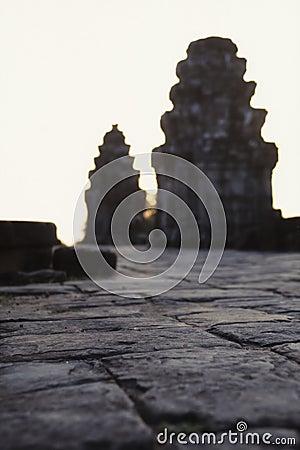 Ruins- Cambodia