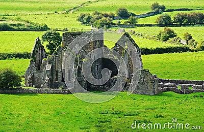 Ruins in Cashel