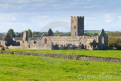 Ruins of Clare Abbey