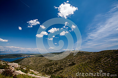 Ruins in Croatia