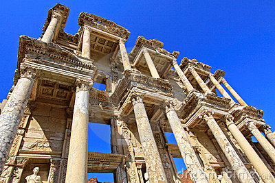 The Ruins at Ephesus, Turkey