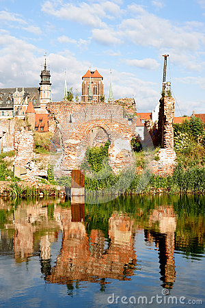 Ruins of Gdansk