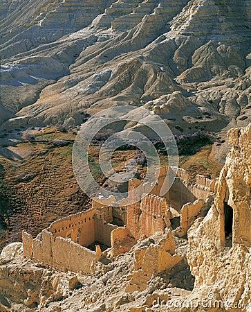 ruins of guge kingdom